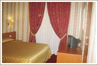 Hotels Rome, Double room